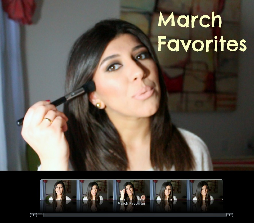 March Favorites Thumbnail